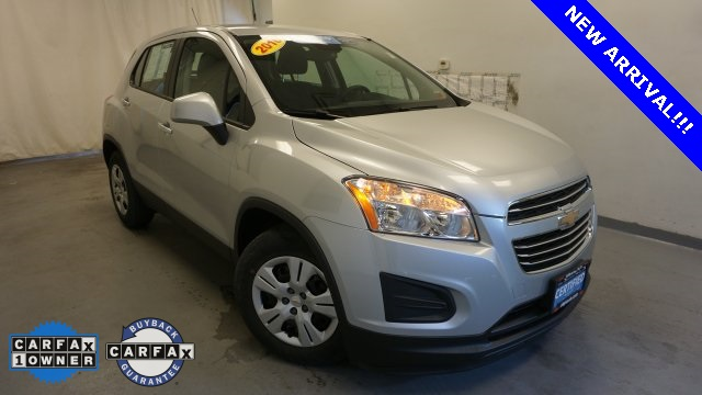 Certified Pre-Owned 2016 Chevrolet Trax