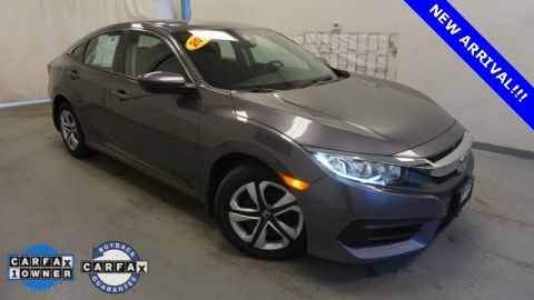 Pre-Owned 2016 Honda Civic