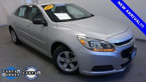 Certified Pre-Owned 2015 Chevrolet Malibu 1LS