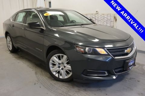 Pre-Owned 2014 Chevrolet Impala 1FL
