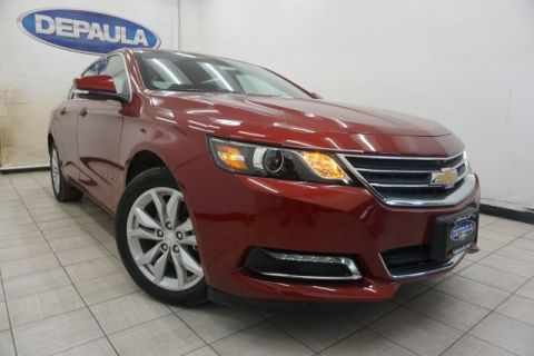 New 2020 Chevrolet Impala 1LT