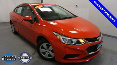 Certified Pre-Owned 2018 Chevrolet Cruze