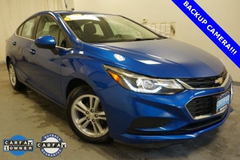Certified Pre-Owned 2016 Chevrolet Cruze