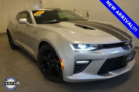 Certified Pre-Owned 2017 Chevrolet Camaro 1SS