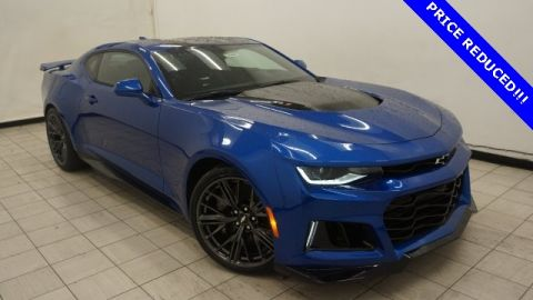 New 2018 Chevrolet Camaro