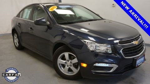 Certified Pre Owned 2015 Chevrolet Cruze