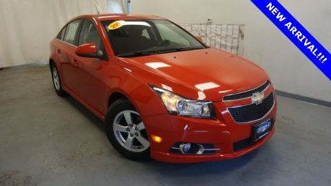 Pre-Owned 2013 Chevrolet Cruze