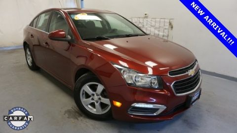 Pre-Owned 2015 Chevrolet Cruze