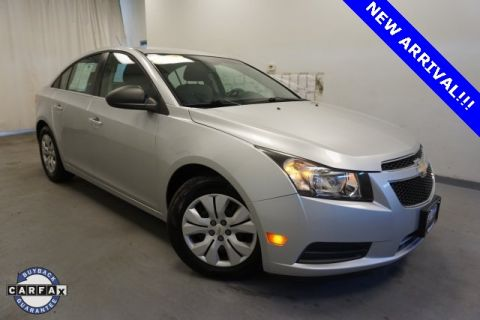 Pre-Owned 2012 Chevrolet Cruze