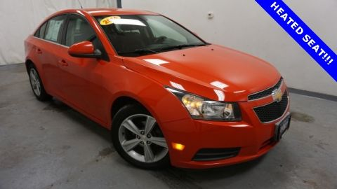 Pre-Owned 2014 Chevrolet Cruze