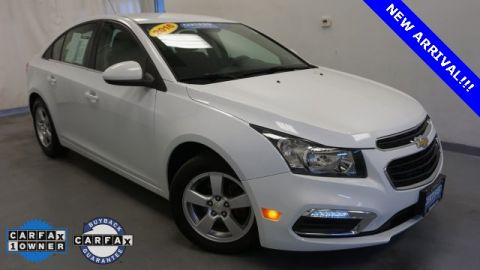 Certified Pre-Owned 2016 Chevrolet Cruze Limited