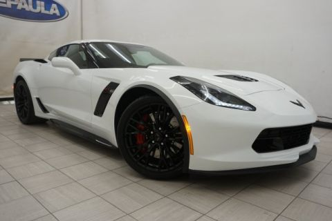 New 2019 Chevrolet Corvette 1LZ