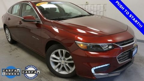 Certified Pre-Owned 2016 Chevrolet Malibu 1LT