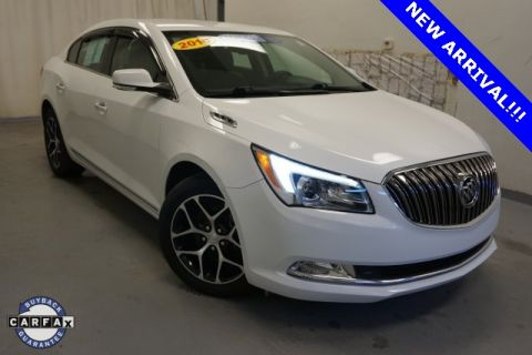 Certified Pre-Owned 2016 Buick LaCrosse
