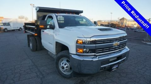 New 2018 Chevrolet Silverado 3500HD DRW