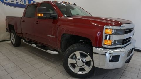 New 2019 Chevrolet Silverado 2500HD