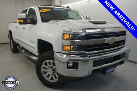 Certified Pre-Owned 2019 Chevrolet Silverado 2500HD