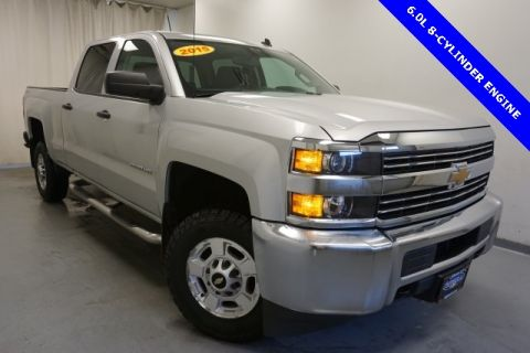 Pre-Owned 2015 Chevrolet Silverado 2500HD