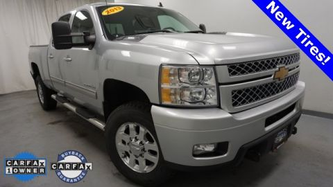 Pre-Owned 2013 Chevrolet Silverado 2500HD
