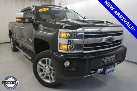 Certified Pre-Owned 2018 Chevrolet Silverado 2500HD