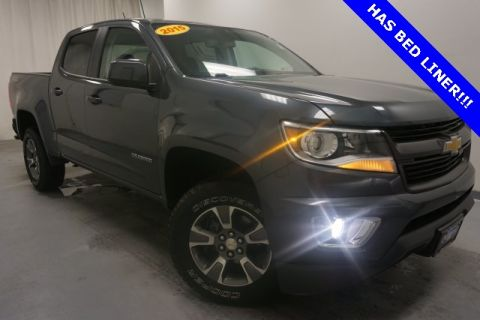Pre-Owned 2015 Chevrolet Colorado