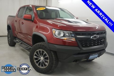 Certified Pre-Owned 2019 Chevrolet Colorado