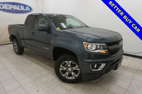 New 2019 Chevrolet Colorado