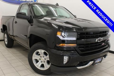 New 2018 Chevrolet Silverado 1500 LT2