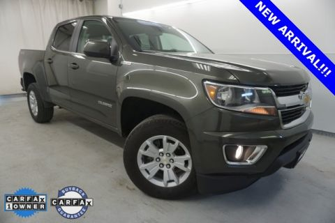 Certified Pre-Owned 2018 Chevrolet Colorado