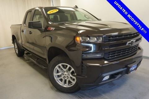 Certified Pre-Owned 2019 Chevrolet Silverado 1500