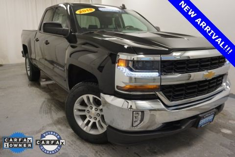 Certified Pre-Owned 2016 Chevrolet Silverado 1500