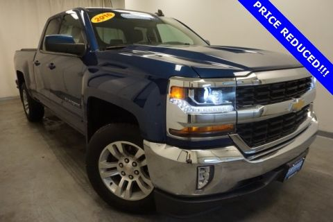 Certified Pre-Owned 2016 Chevrolet Silverado 1500 LT1