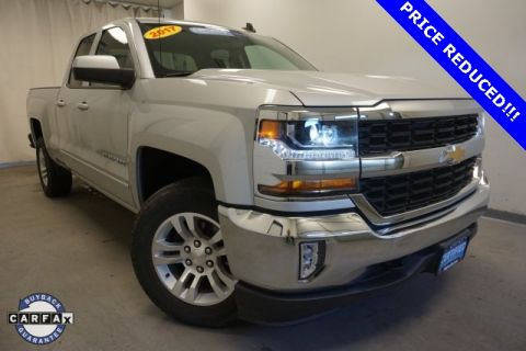 Certified Pre-Owned 2017 Chevrolet Silverado 1500