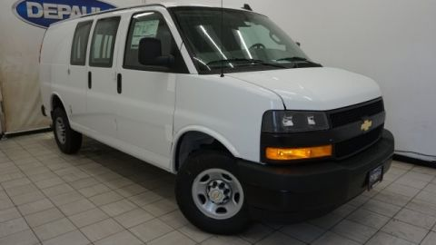 New 2018 Chevrolet Express 2500 Cargo