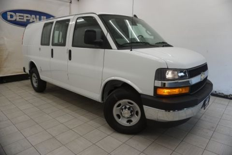 New 2020 Chevrolet Express 2500 Cargo