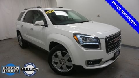 Certified Pre-Owned 2017 GMC Acadia Limited