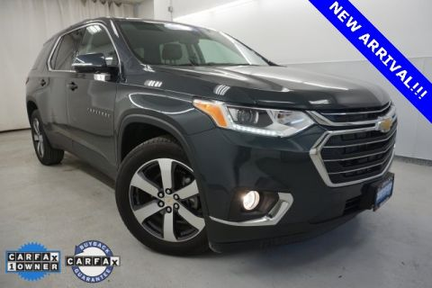 Certified Pre-Owned 2020 Chevrolet Traverse Leather