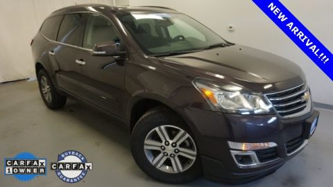 Certified Pre-Owned 2015 Chevrolet Traverse 1LT AWD