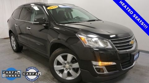 Certified Pre-Owned 2016 Chevrolet Traverse 1LT