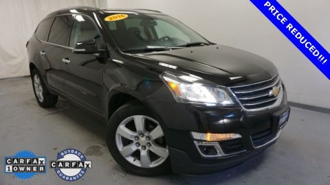 Pre-Owned 2016 Chevrolet Traverse 1LT