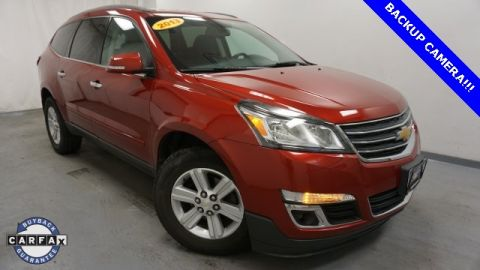 Pre-Owned 2013 Chevrolet Traverse 1LT