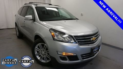 Pre-Owned 2015 Chevrolet Traverse 1LT AWD