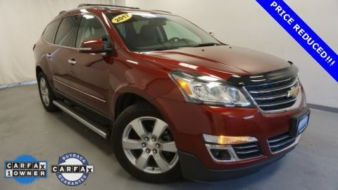 Certified Pre-Owned 2017 Chevrolet Traverse