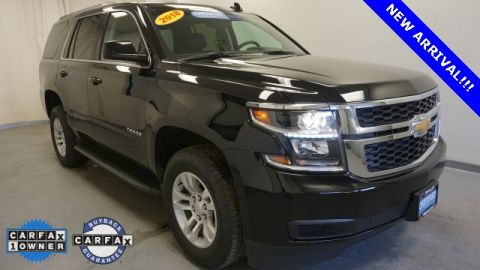 Certified Pre-Owned 2018 Chevrolet Tahoe