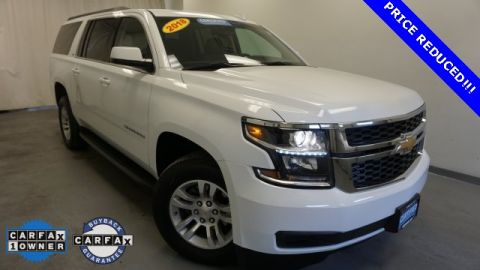 Certified Pre-Owned 2018 Chevrolet Suburban
