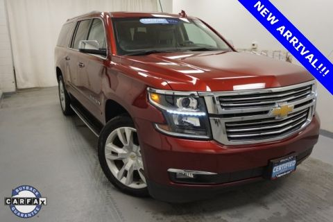 Certified Pre-Owned 2017 Chevrolet Suburban