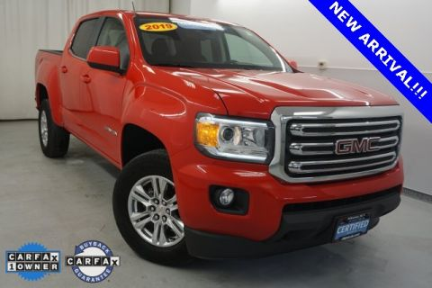 Certified Pre-Owned 2019 GMC Canyon