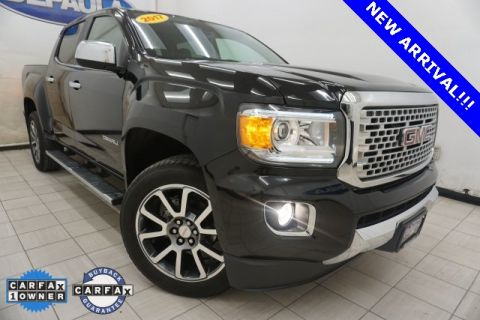 Certified Pre-Owned 2017 GMC Canyon