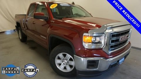 Certified Pre-Owned 2015 GMC Sierra 1500