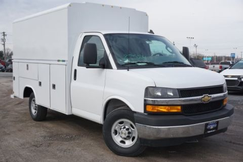 New 2020 Chevrolet Express 3500 Cutaway